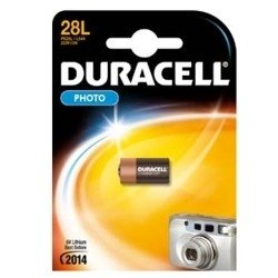 Батерия PHOTO Lithium 28L 150 mAh DURACELL 6V