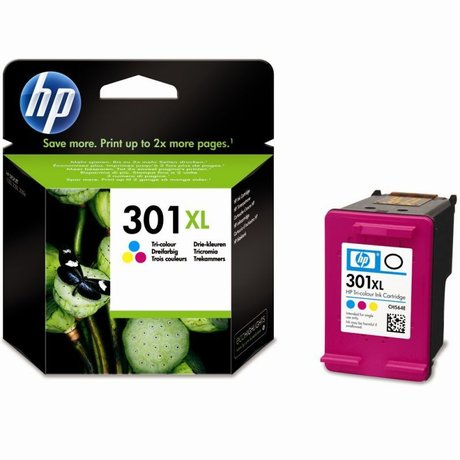 301XL color HP CH564EE Оригинална касета мастилена глава (цветна)