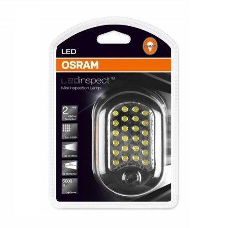 LED Osram LEDinspect Mini 125 фенерче 3хААА